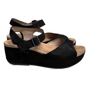 Dansko Silvie Platform Sandals